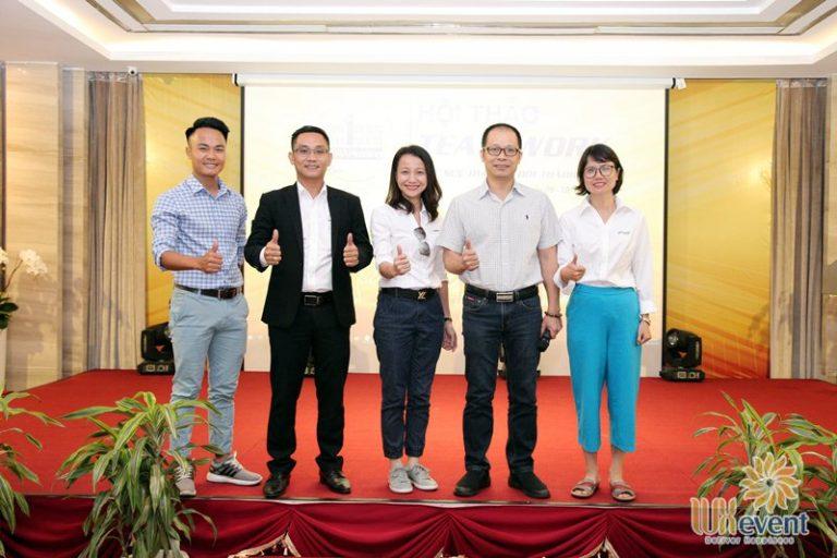 tổ chức lễ kỷ niệm thành lập DNA Holding 014