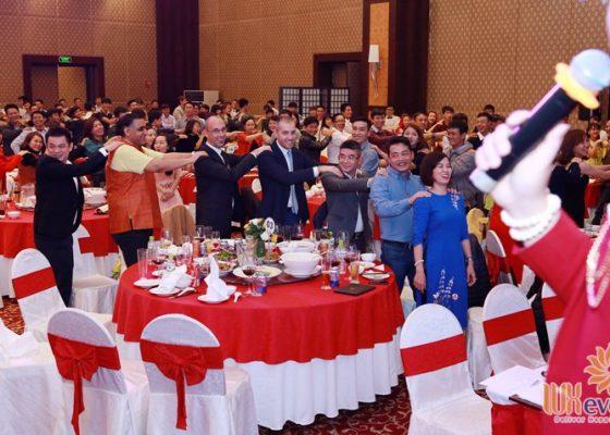 tổ chức tiệc tất niên cuối năm công ty ariston việt nam 013