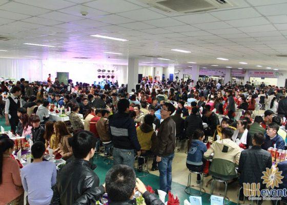 tổ chức tiệc tất niên cuối năm panasonic appliances việt nam 004