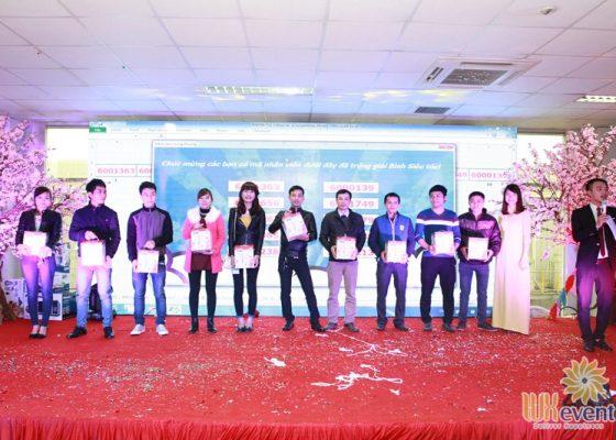 tổ chức tiệc tất niên cuối năm panasonic appliances việt nam 011