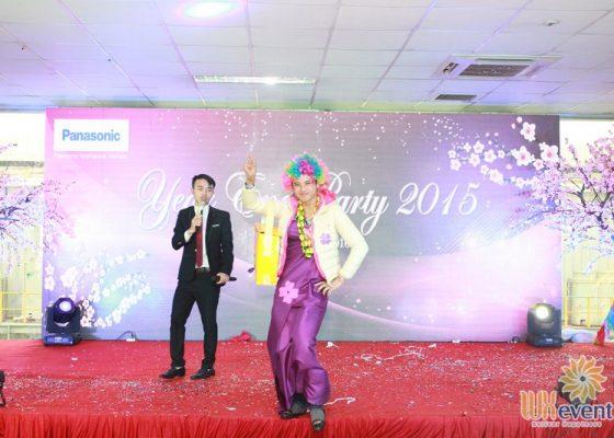 tổ chức tiệc tất niên cuối năm panasonic appliances việt nam 012