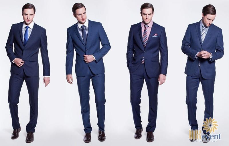 Trang phục dự tiệc tất niên cuối năm đẹp cho nam giới