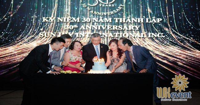 Lễ kỷ niệm 30 năm thành lập Sun Ivy 001