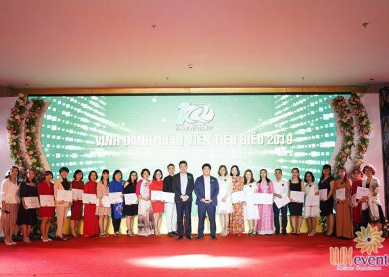 tổ chức lễ kỷ niệm 10 năm thành lập Relia Việt Nam 012