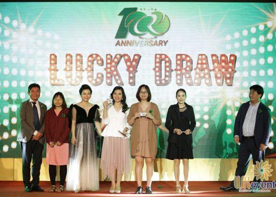 tổ chức lễ kỷ niệm 10 năm thành lập Relia Việt Nam 025