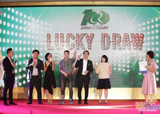 tổ chức lễ kỷ niệm 10 năm thành lập Relia Việt Nam 026
