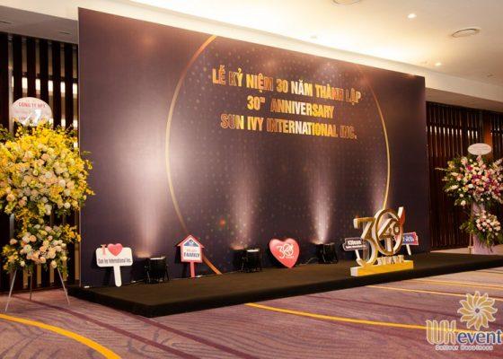 Lễ kỷ niệm 30 năm thành lập Sun Ivy 005