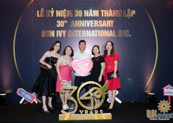 Lễ kỷ niệm 30 năm thành lập Sun Ivy 008