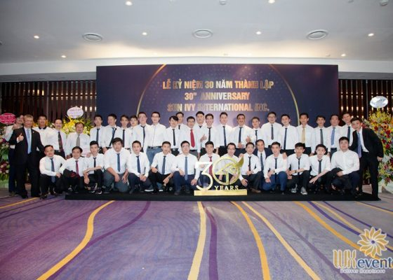 Lễ kỷ niệm 30 năm thành lập Sun Ivy 011