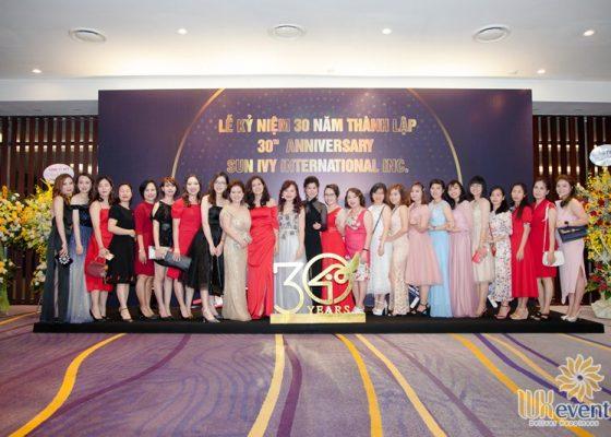Lễ kỷ niệm 30 năm thành lập Sun Ivy 012