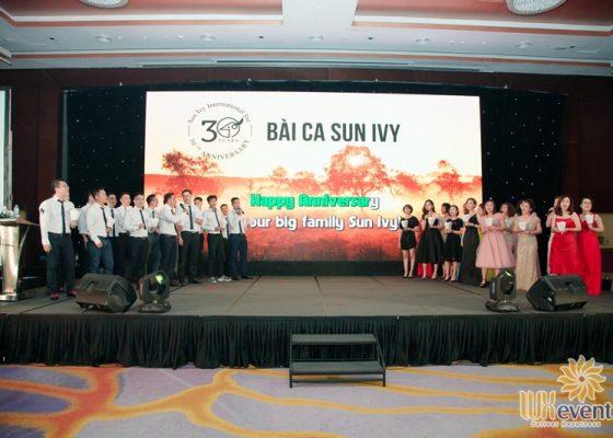 Lễ kỷ niệm 30 năm thành lập Sun Ivy 016