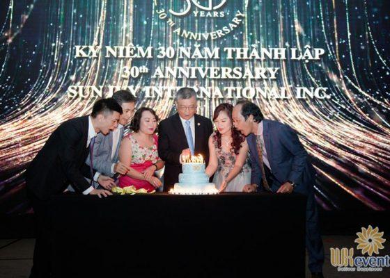 Lễ kỷ niệm 30 năm thành lập Sun Ivy 019