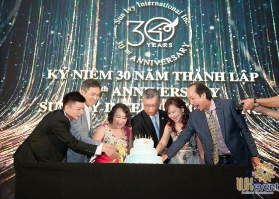 Lễ kỷ niệm 30 năm thành lập Sun Ivy 020