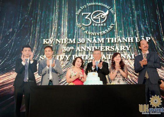 Lễ kỷ niệm 30 năm thành lập Sun Ivy 021