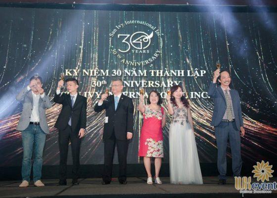 Lễ kỷ niệm 30 năm thành lập Sun Ivy 022