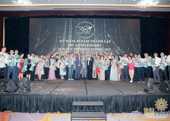 Lễ kỷ niệm 30 năm thành lập Sun Ivy 033