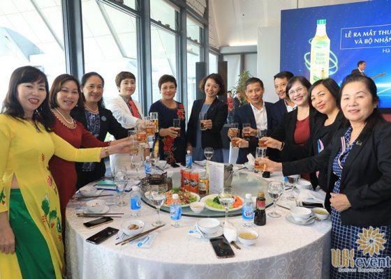 Tổ chức lễ ra mắt sản phẩm mới dầu ăn otran 011