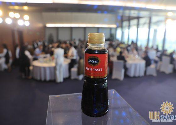 Tổ chức lễ ra mắt sản phẩm mới dầu ăn otran 013