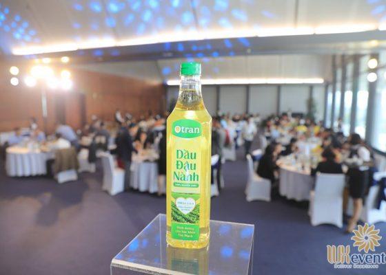 Tổ chức lễ ra mắt sản phẩm mới dầu ăn otran 014