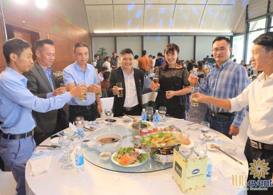 Tổ chức lễ ra mắt sản phẩm mới dầu ăn otran 015