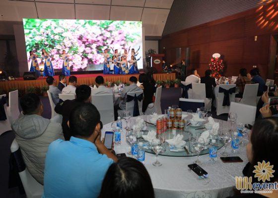 Tổ chức lễ ra mắt sản phẩm mới dầu ăn otran 027