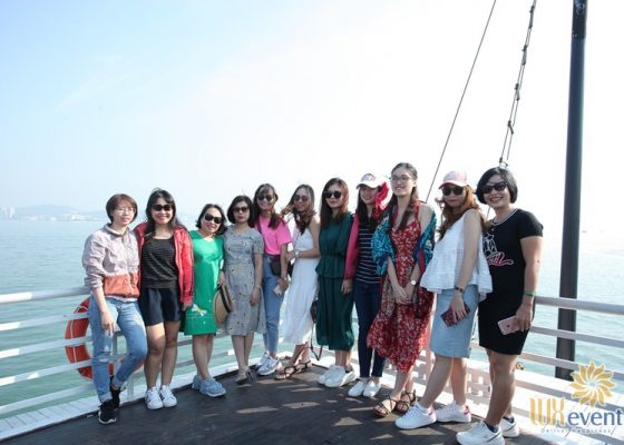 du lịch team building Hạ Long Sun Ivy 030