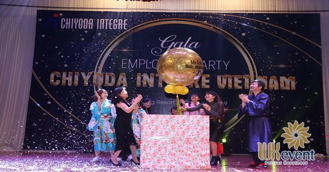 tổ chức tiệc cuối năm Chiyoda Integre Vietnam 001