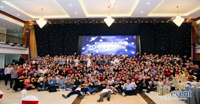 tổ chức tiệc cuối năm fushan technology việt nam 001