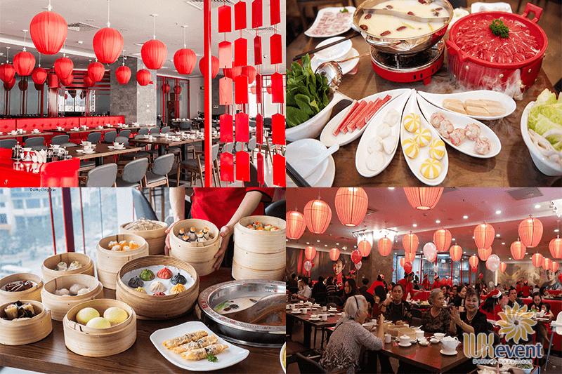 Nhà hàng buffet dimsum Hoolong - Dumpling Bar