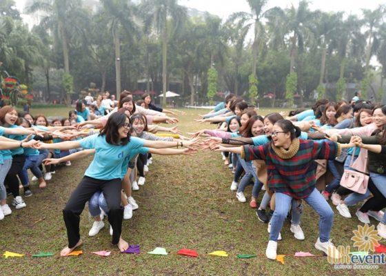 tổ chức tiệc cuối năm Chiyoda Integre Vietnam 003