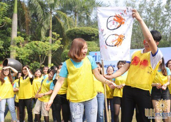 tổ chức tiệc cuối năm Chiyoda Integre Vietnam 005