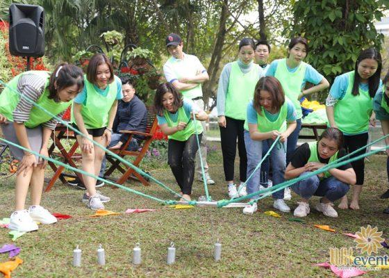 tổ chức tiệc cuối năm Chiyoda Integre Vietnam 010