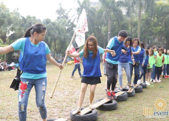 tổ chức tiệc cuối năm Chiyoda Integre Vietnam 011