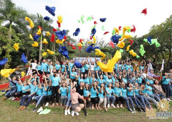 tổ chức tiệc cuối năm Chiyoda Integre Vietnam 012