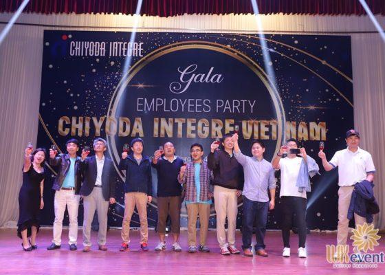 tổ chức tiệc cuối năm Chiyoda Integre Vietnam 007