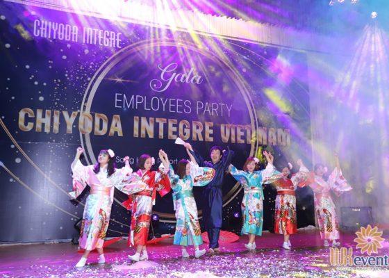 tổ chức tiệc cuối năm Chiyoda Integre Vietnam 015
