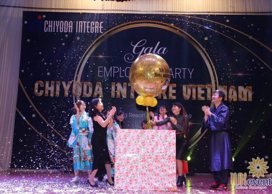 tổ chức tiệc cuối năm Chiyoda Integre Vietnam 008