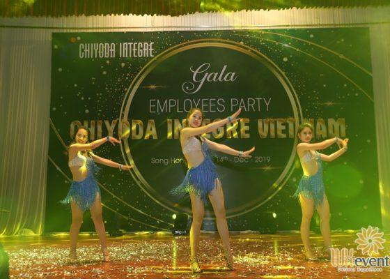 tổ chức tiệc cuối năm Chiyoda Integre Vietnam 016