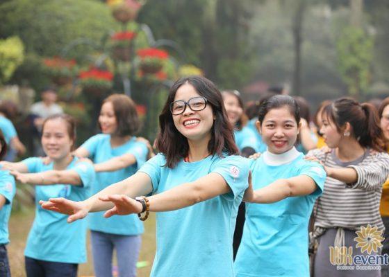 tổ chức tiệc cuối năm Chiyoda Integre Vietnam 018