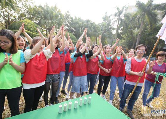 tổ chức tiệc cuối năm Chiyoda Integre Vietnam 030