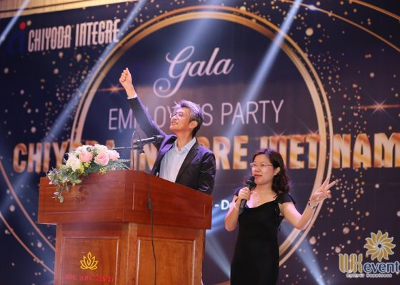 tổ chức tiệc cuối năm Chiyoda Integre Vietnam 031