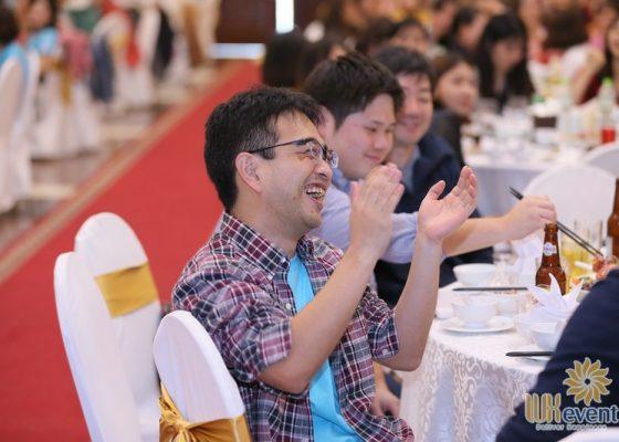tổ chức tiệc cuối năm Chiyoda Integre Vietnam 032