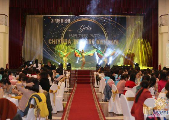 tổ chức tiệc cuối năm Chiyoda Integre Vietnam 033
