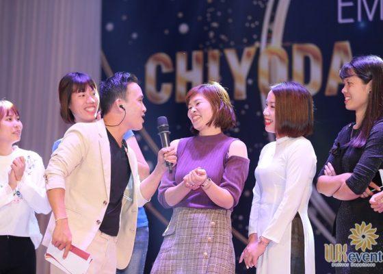 tổ chức tiệc cuối năm Chiyoda Integre Vietnam 034