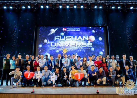 tổ chức tiệc cuối năm fushan technology việt nam 003