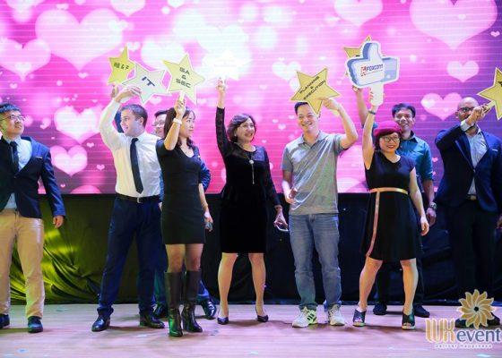 tổ chức tiệc cuối năm fushan technology việt nam 008