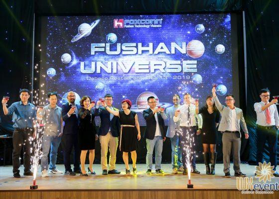 tổ chức tiệc cuối năm fushan technology việt nam 010