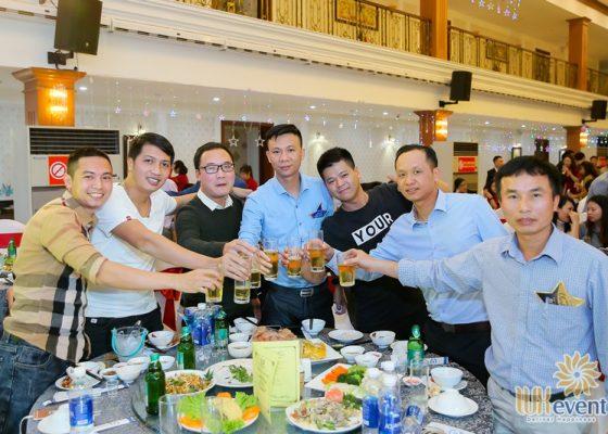 tổ chức tiệc cuối năm fushan technology việt nam 011
