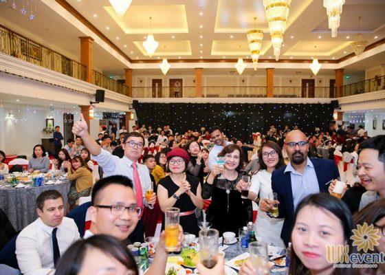 tổ chức tiệc cuối năm fushan technology việt nam 012