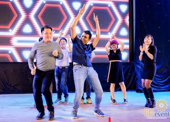 tổ chức tiệc cuối năm fushan technology việt nam 013